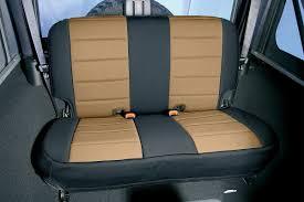 rugged ridge custom neoprene seat covers