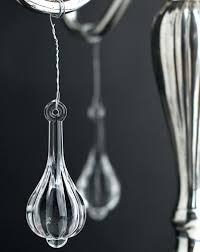 small teardrop crystal chandelier oval calypso 8 light vibrant bronze modern