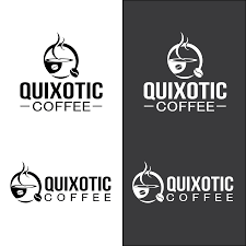 Download this coffee vintage hand drawn sketch set vector illustration now. Logo Design For Quixotic Coffee Q Coff 1759356 Png Images Pngio