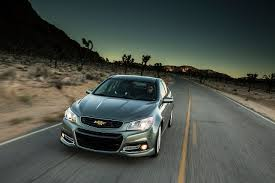 Official: The 2015 Chevrolet SS Sedan gets a manual tranny and ...