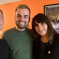 """Filmmakers Mike Roma & Ashley Hillis (""""Dating My Mother""""): """"Elizabeth Moss  Liked My Instagram!"""" from DENNIS ANYONE? with Dennis Hensley on RadioPublic"""