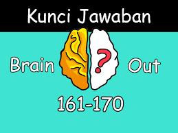 0:29 afrilian gaming 43 974 просмотра. Terbaru Kunci Jawaban Brain Out Level 161 162 163 164 165 166 167 168 169 170