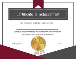 High School Diploma Certificate Fancy Design Templates 550 Certificate Customizable Design Templates Postermywall