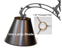 black paper uno floor lamp shade pro within uno shades idea 3