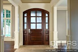 solid wood doors with glass wood front entry doors in stock classic collection solid wood entry