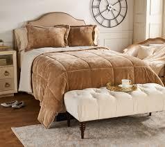 London Fog Baby Velvet Reverse to Ivory Fur Twin Comforter Set - H212932