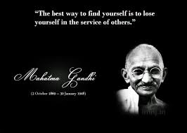 5 Of Our Favourite Quotes By Mahatma Gandhi Which Inspire Us ...