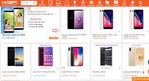 Tổng hợp Hnam Mobile khuyến mãi mới nhất tháng 08/2018 - luôn có hàng mới  giá tốt
