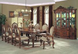 French Country Dining Room Set Formal Dining Collection With - French country dining room set