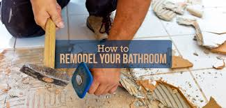 Steps To Remodeling A Bathroom Cool A StepbyStep Guide To A Do It Yourself Bathroom Remodel Budget