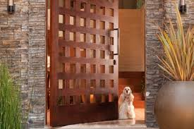 cool door designs. 12 Seriously Cool Front Door Designs That Will Boost Your Curb Appeal (PHOTOS) | HuffPost O