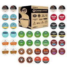 keurig k cups. Unique Cups Keurig Coffee Loversu0027 Collection Sampler Pack Single Serve KCup Pods  Compatible For K Cups A