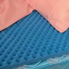 egg crate foam mattress topper. Egg Crate Foam Mattress Topper E