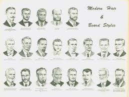 Modern Hair Beard Styles 1961 Check Out The Current