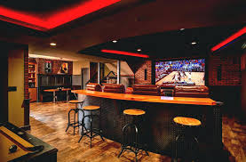 basement home theater bar. Home Theater Bar Ideas Image Of Small Basement Contemporary Theatre . R
