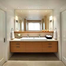 vanity mirrors with shelves narrow bathroom lighting design placing lights on the mirror countertop stylis classic vanity mirror countertop