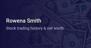 Rowena Smith Net Worth (2020) | wallmine AU