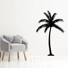 Muursticker Palm Boom Muursticker4sale