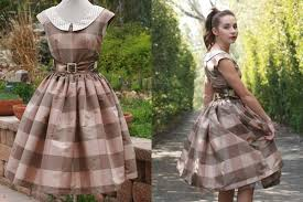 Retro Dress Patterns Cool Making A Vintage Dress Sewing Projects And Patterns To Inspire