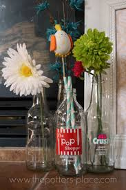 Pop Bottle Decor - The Potter's Place