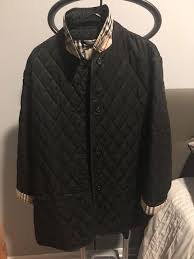 Burberry Quilted Jacket | eBay & Women's Burberry quilted jacket medium Adamdwight.com