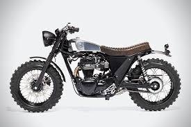 the scrambler motorcycle by moto di ferro hiconsumption