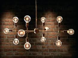 edison light bulb chandelier better modern design ideas uk