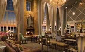 Luxury and Beautiful Lobby Hotel Interior Design of The Portofino Hotel and  Yacht Club Redondo Beach