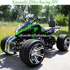 kawasaki 250cc racing atv quad bike atv for s street legal