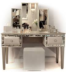 dressing table silver