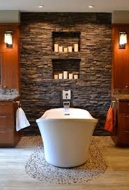 best 25 stone accent walls ideas on faux stone walls