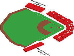 Dick Howser Seating Chart