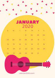 2020 Calendar iPhone Wallpapers ...