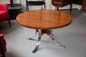danish 1960 s brazilian rosewood coffee table