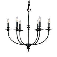 westmore lighting spades 6 light oil rubbed bronze candle chandelier