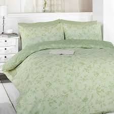 toile green birds duvet cover set hover to zoom