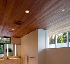 recessed lighting bathroom. Bathroom , Ceiling Designs : Modern With Wooden And Recessed Lighting H