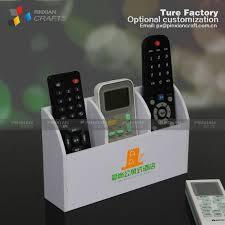 pmma diy remote control holder