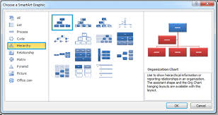 Organization Chart Doc How To Insert And Create An Organization Chart In Word