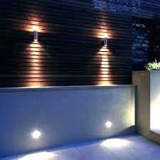 outdoor fence lights solar railing post lights outdoor fence lighting posts best ideas on garden powered