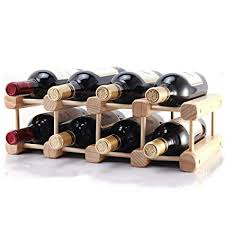 Buy Huifang racks Qffl Jiujia Wine Rack/<b>Wooden Red Wine Rack</b> ...
