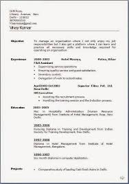 how build a resume