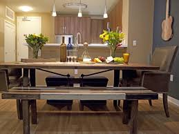 picnic style kitchen table awesome dining room kabujouhou home throughout inspirations 4
