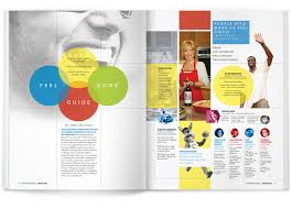 Good Layout Design Feel Good Guide Feature Layout Design By Dennis Ochoa