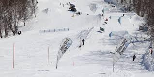 Snowboard Terrain Park Design Terrain Parks Hanazono Niseko
