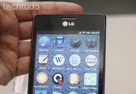 Testamos o LG Fireweb: o smartphone de ...