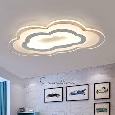 60w Kinderzimmerlampe Weiß Baby Lampe Lampe Lampe Wolken Lampe Led