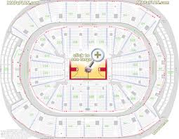 Detailed Seating Chart Bell Centre Montreal Toronto Air Canada Centre Seat Row Numbers Detailed