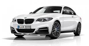 Баварцы добавили индивидуальности купе BMW M240i ...