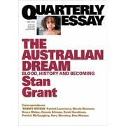 current affairs politics folio books quarterly essay 64 the n dream blood history and becoming stan grant